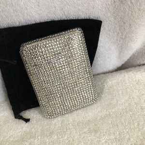Handbags - 🖤Crystal Card Case